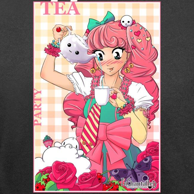 Women's T-Shirt: Tea Party