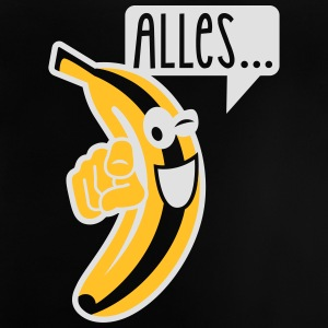 Banane - Alles Banane - Spruch - Alles okay? - 2C T-Shirts - Baby T-Shirt