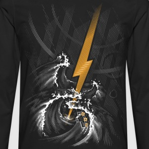 Musical Storm Tee shirts - T-shirt manches longues Premium Homme