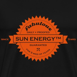 sun energy bag - Männer Premium T-Shirt