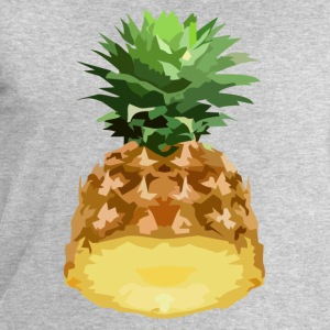la moitié ananas Tee shirts - Sweat-shirt Homme Stanley & Stella