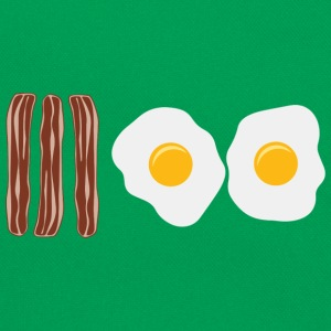Bacon and Eggs T-Shirts - Retro Bag