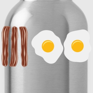 Bacon and Eggs T-Shirts - Water Bottle