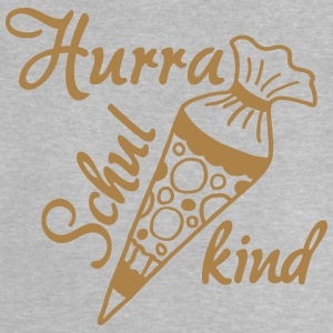 Hurra Schulkind - Baby T-Shirt