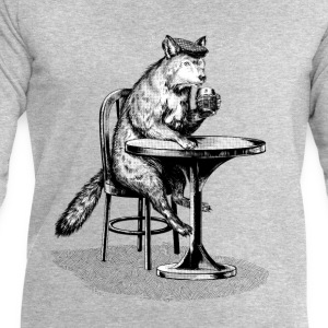 Beer Wolf T-Shirts - Men's Sweatshirt by Stanley & Stella
