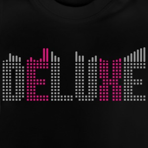 Deluxe music equalizer Tee shirts - T-shirt Bébé