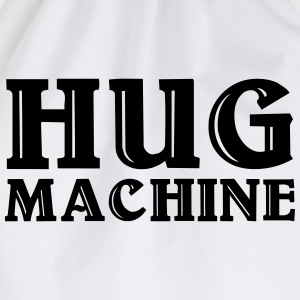 Hug Machine T-Shirts - Drawstring Bag