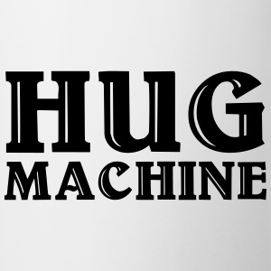 Hug Machine T-shirts - Mok