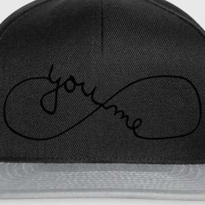 You And Me Forever (Symbol) Magliette - Snapback Cap