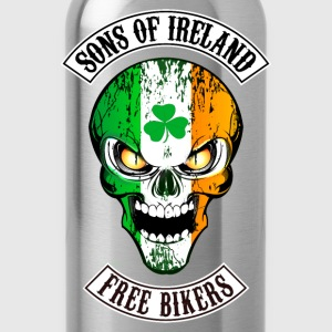 ireland - free bikers Hoodies & Sweatshirts - Water Bottle