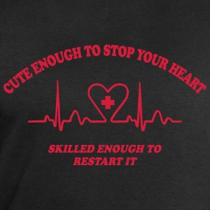 Cute Enough To Stop Your Heart - Männer Sweatshirt von Stanley & Stella