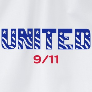 US United 9/11 T-Shirts - Turnbeutel