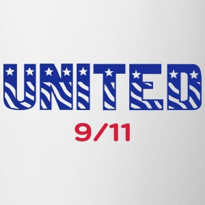 US United 9/11 T-Shirts - Tasse