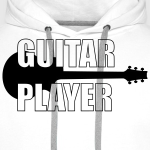 Guitar Player ! T-shirts - Premiumluvtröja herr