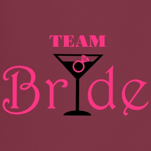 Team Bride Cocktail Tops - Cooking Apron
