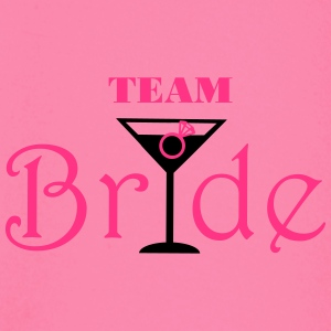 Team Bride Cocktail Tops - Baby Long Sleeve T-Shirt