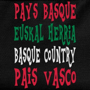 pays basque - pais vasco Shirts - Kids' Backpack