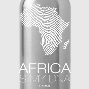 Africa is my DNA T-Shirts - Water Bottle