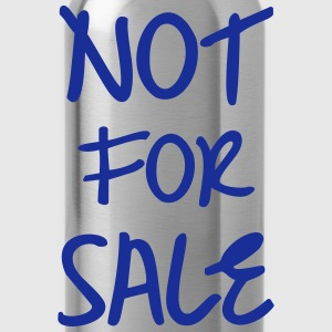 Not For Sale T-shirts - Drinkfles