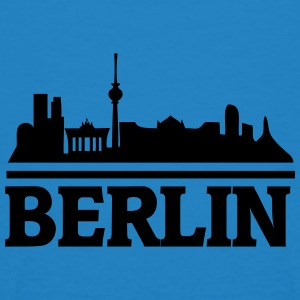 berlin_skyline_3 Bags & Backpacks - Men's Organic T-shirt