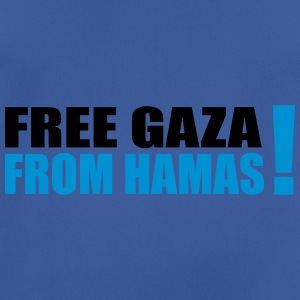 free gaza from hamas Bags & Backpacks - Men's Breathable T-Shirt