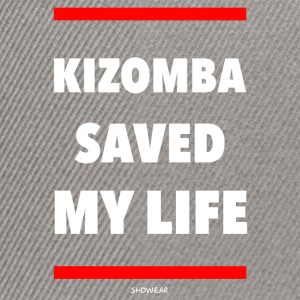 Kizomba Saved My Life T-Shirts - Snapback Cap