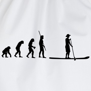 Evolution Stand up Paddling T-shirts - Gymnastikpåse
