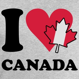 I love canada Tee shirts - Sweat-shirt Homme Stanley & Stella