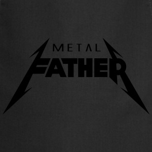 Metal Father_V2 T-Shirts - Cooking Apron