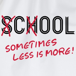 School is Cool - Turnbeutel