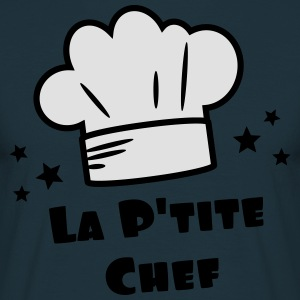 p'tite chef Tabliers - T-shirt Homme