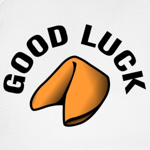 Good Luck Fortune Cookie T-shirts - Baseballcap