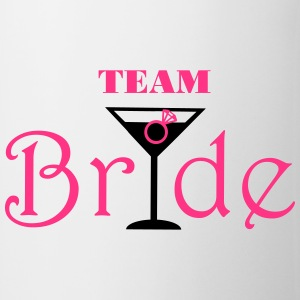 Team Bride Cocktail T-shirts - Mok