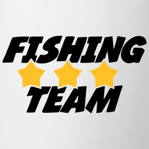 Fishing Team Camisetas - Taza