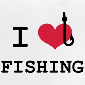 I Love Fishing  Shirts - Baby T-shirt