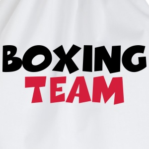Boxing Team T-Shirts - Turnbeutel