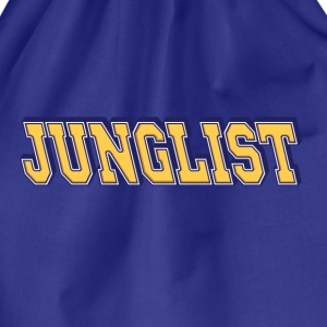 Junglist  - Drawstring Bag