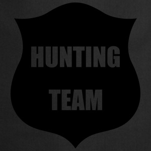 Hunting Team Camisetas - Delantal de cocina