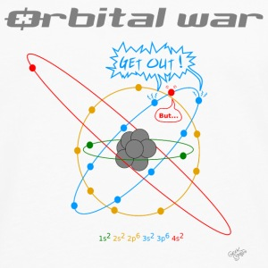 orbital war T-Shirts - Men's Premium Longsleeve Shirt