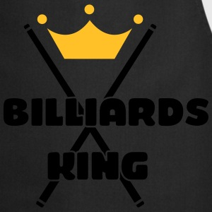 Billiards King T-shirts - Forklæde