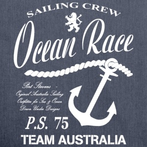 Ocean Sailing T-Shirts - Shoulder Bag made from recycled material