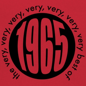 Very very very best of 1965 T-Shirts - Retro Tasche