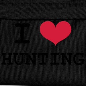 I Love Hunting T-skjorter - Ryggsekk for barn