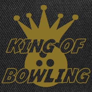 King of Bowling T-skjorter - Snapback-caps