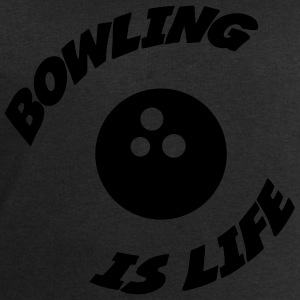 Bowling is life ! T-Shirts - Men's Sweatshirt by Stanley & Stella