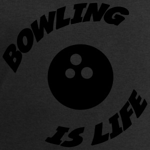 Bowling is life ! Sweats - Sweat-shirt Homme Stanley & Stella