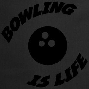 Bowling is life ! Sweaters - Keukenschort