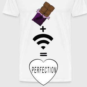 Perfection Bags & Backpacks - Men's Premium T-Shirt