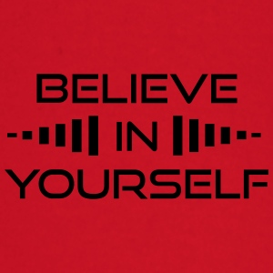 Believe in Yourself Snapback - Baby Long Sleeve T-Shirt