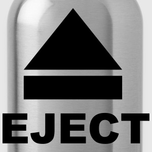 Eject Eject cassette T-shirts - Drinkfles